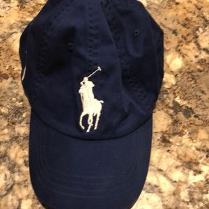 Polo DAD HAT ALMOST NEW $50